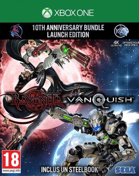 Echanger le jeu Bayonetta & Vanquish - 10th Anniversary sur Xbox One