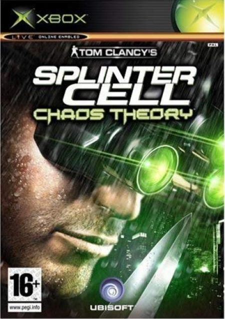 Echanger le jeu Splinter Cell : Chaos theory  sur XBOX