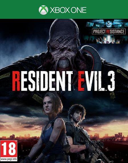 Echanger le jeu Resident Evil 3 Remake sur Xbox One
