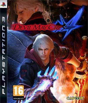 Echanger le jeu Devil May Cry 4 sur PS3