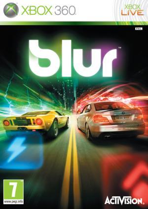 Echanger le jeu Blur sur Xbox 360
