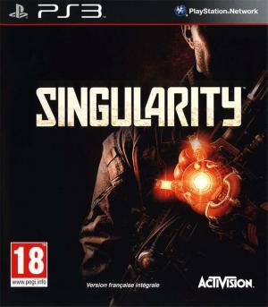 Echanger le jeu Singularity sur PS3