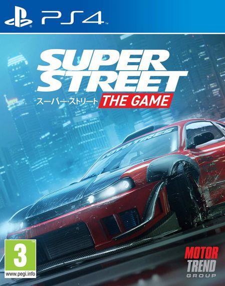 Echanger le jeu Super Street - The Game sur PS4