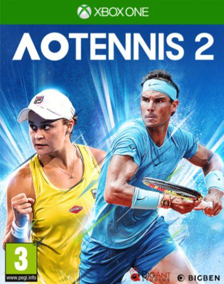 Echanger le jeu AO Tennis 2 sur Xbox One
