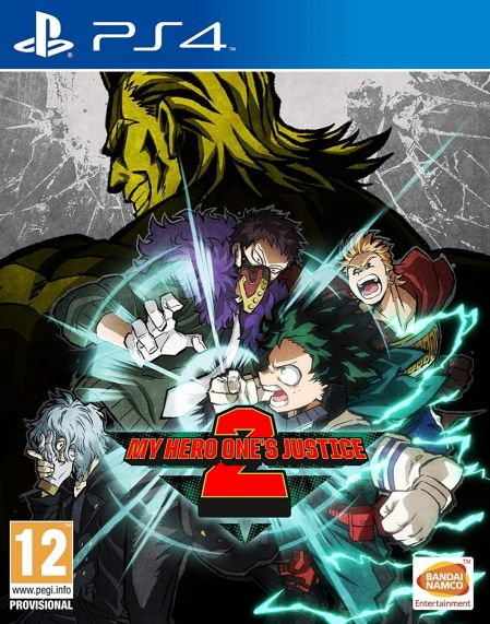 Echanger le jeu My Hero : One's Justice 2 sur PS4