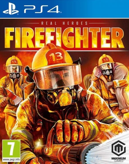 Echanger le jeu Real Heroes : Firefighter sur PS4