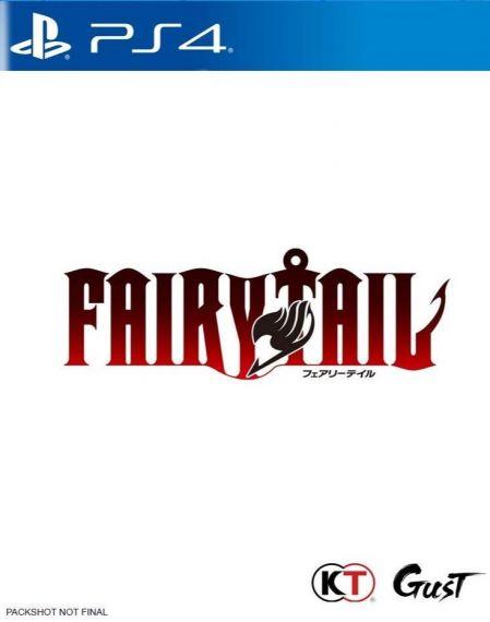 Echanger le jeu Fairy Tail sur PS4