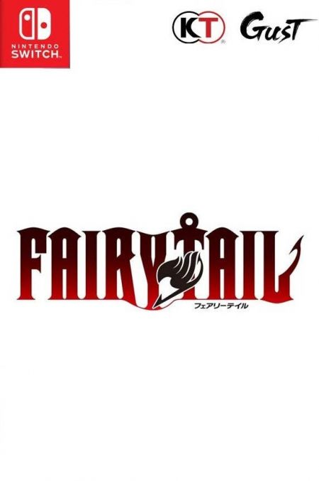 Echanger le jeu Fairy Tail sur Switch