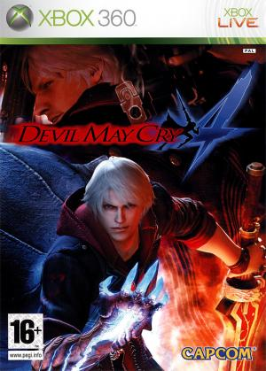 Echanger le jeu Devil May Cry 4 sur Xbox 360