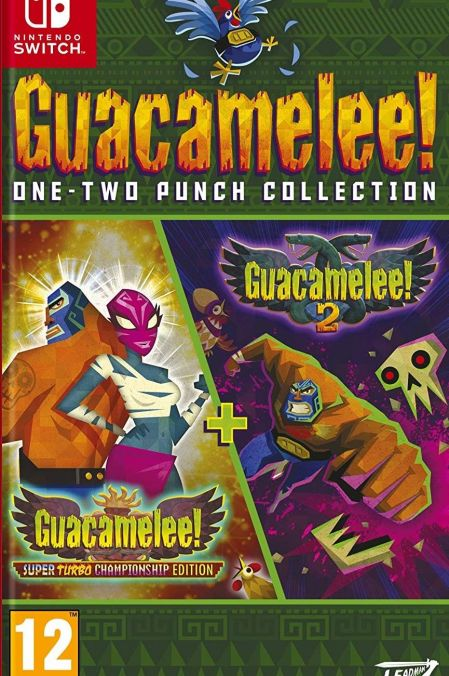 Echanger le jeu Guacamelee! One-Two Punch Collection sur Switch
