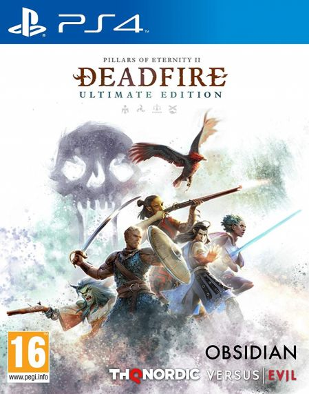 Echanger le jeu Pillars of Eternity 2: Deadfire - Ultimate Edition sur PS4