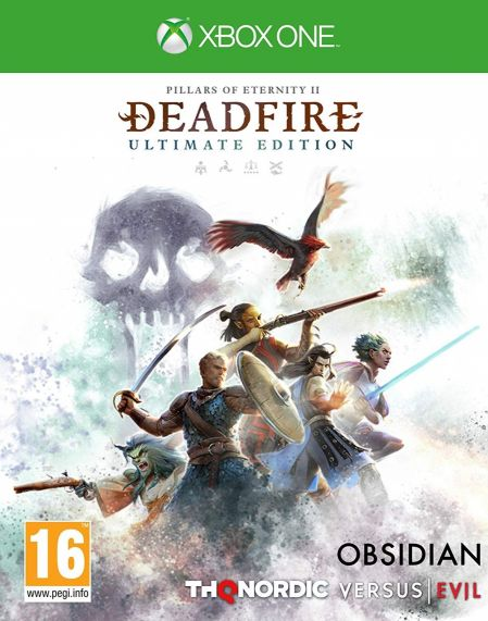 Echanger le jeu Pillars of Eternity 2: Deadfire - Ultimate Edition sur Xbox One