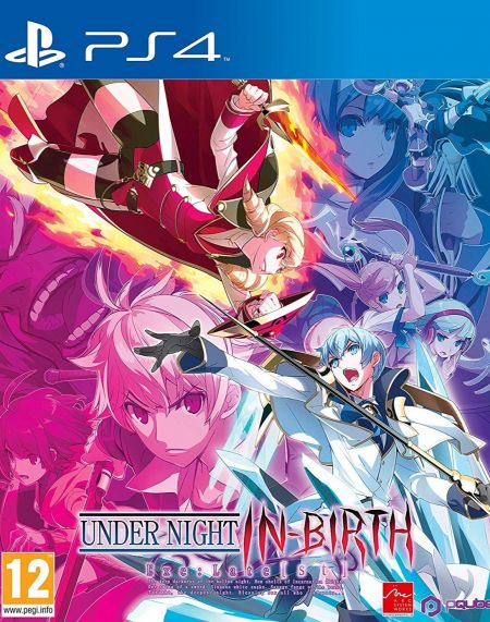 Echanger le jeu Under Night In-Birth Exe: Late [cl-r] sur PS4