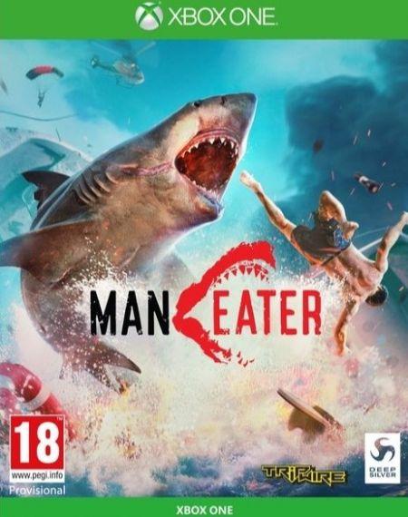 Echanger le jeu Maneater sur Xbox One
