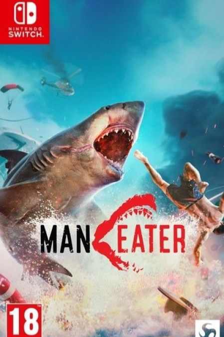 Echanger le jeu Maneater sur Switch