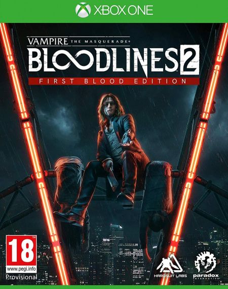 Echanger le jeu VAMPIRE: La Mascarade Bloodlines 2 - First Blood Edition sur Xbox One