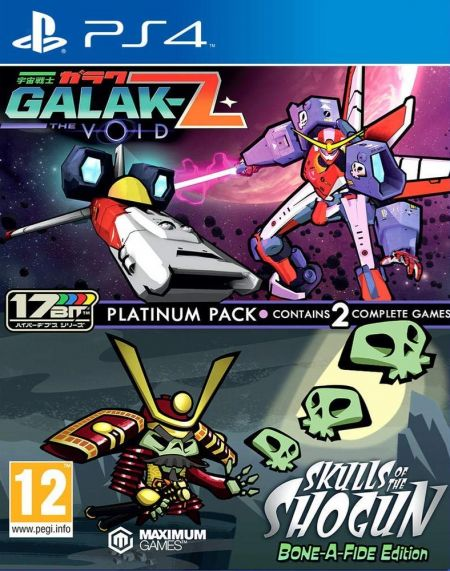 Echanger le jeu Galak-Z: The Void + Skulls of the Shogun sur PS4