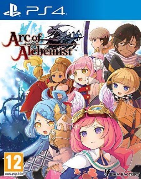 Echanger le jeu Arc of Alchemist  sur PS4