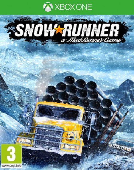 Echanger le jeu Snowrunner : A Mudrunner Game sur Xbox One