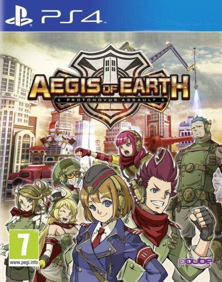 Echanger le jeu Aegis of Earth sur PS4