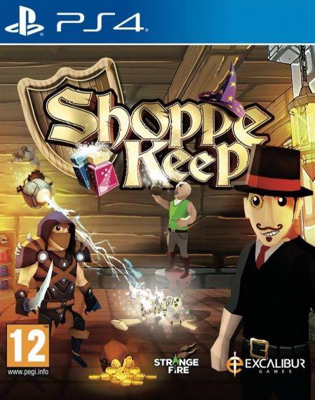 Echanger le jeu Shoppe Keep sur PS4