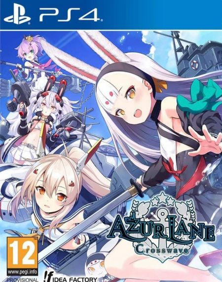 Echanger le jeu Azur Lane : Cross Wave sur PS4