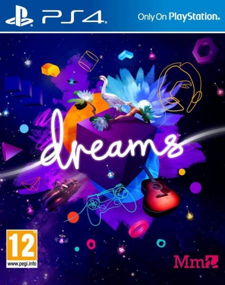 Echanger le jeu Dreams sur PS4