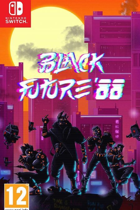 Echanger le jeu Black Future '88 sur Switch