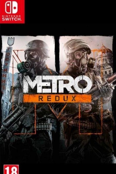 Echanger le jeu Metro Redux  sur Switch