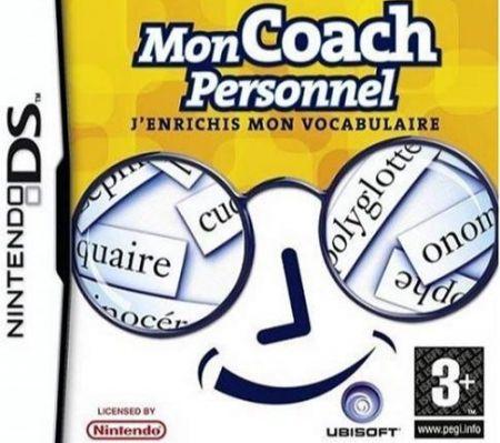 Echanger le jeu Mon Coach Personnel : J'enrichis mon Vocabulaire sur Ds