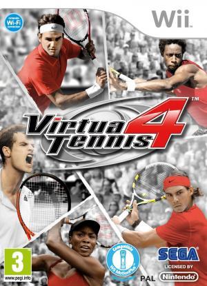 Echanger le jeu Virtua Tennis 4 sur Wii