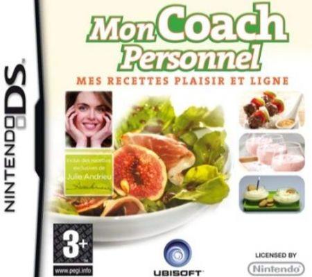 Echanger le jeu Mon Coach Personnel : Mes recettes Plaisir et Ligne sur Ds