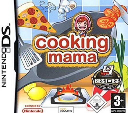 Echanger le jeu Cooking Mama sur Ds