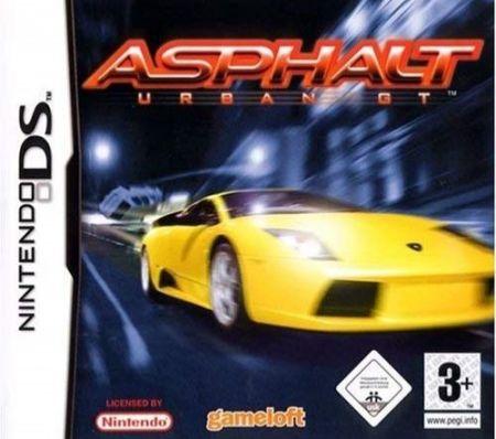 Echanger le jeu Asphalt Urban GT sur Ds