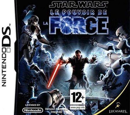 Echanger le jeu Star Wars Le Pouvoir de la Force sur Ds