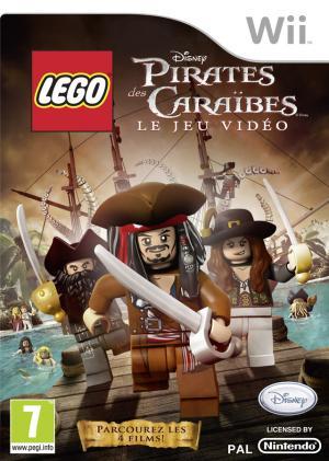 Echanger le jeu LEGO Pirates des Caraïbes sur Wii