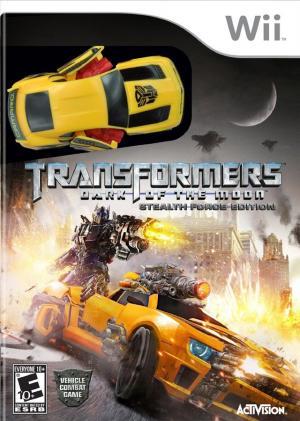 Echanger le jeu Transformers: La Face Cachée de la Lune sur Wii