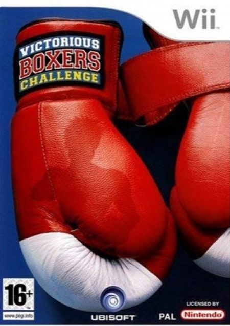 Echanger le jeu Victorious Boxers Challenge  sur Wii