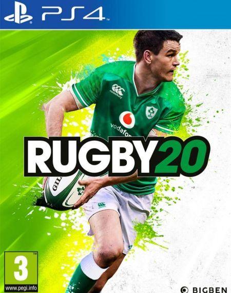 Echanger le jeu Rugby 20 sur PS4