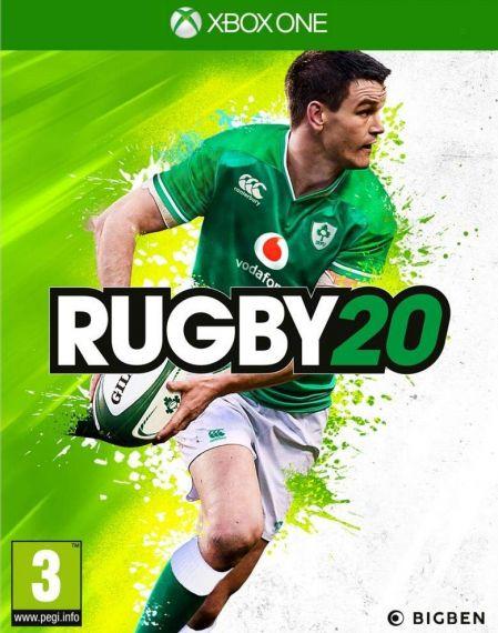 Echanger le jeu Rugby 20 sur Xbox One