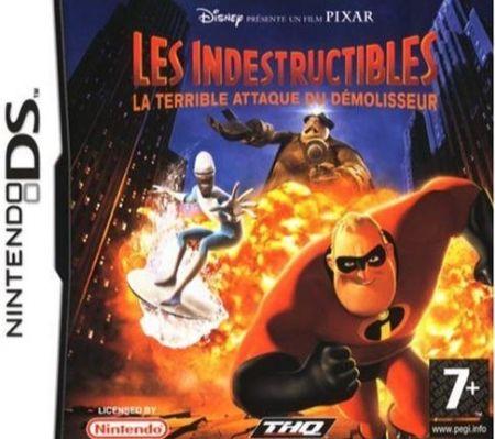 Echanger le jeu Les Indestructibles : La Terrible Attaque du Demolisseur  sur Ds