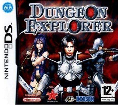 Echanger le jeu Dungeon Explorer sur Ds