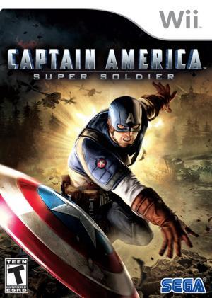 Echanger le jeu Captain America: Super Soldier sur Wii