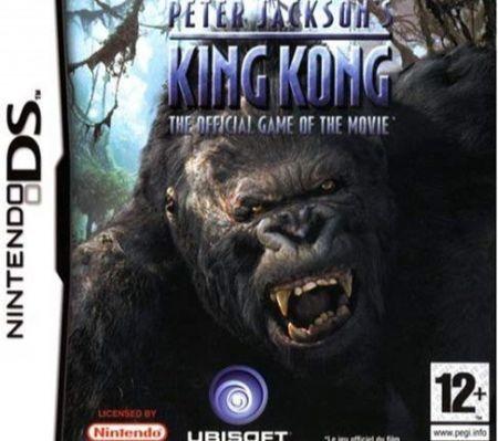 Echanger le jeu King Kong sur Ds