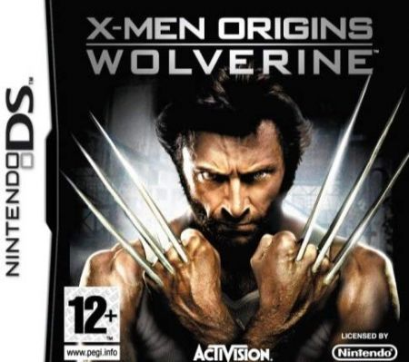 Echanger le jeu X-Men Origins : Wolverine sur Ds