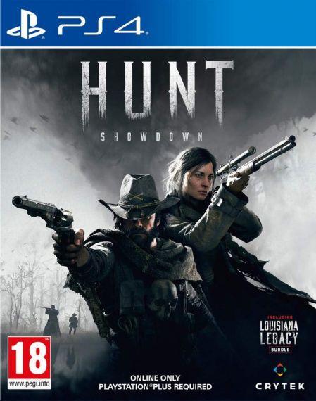 Echanger le jeu Hunt Showdown (Jeu exclusivement en ligne) sur PS4