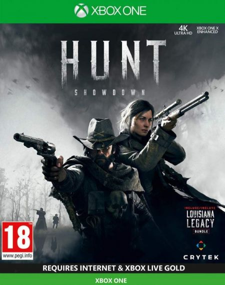 Echanger le jeu Hunt Showdown (Jeu exclusivement en ligne) sur Xbox One