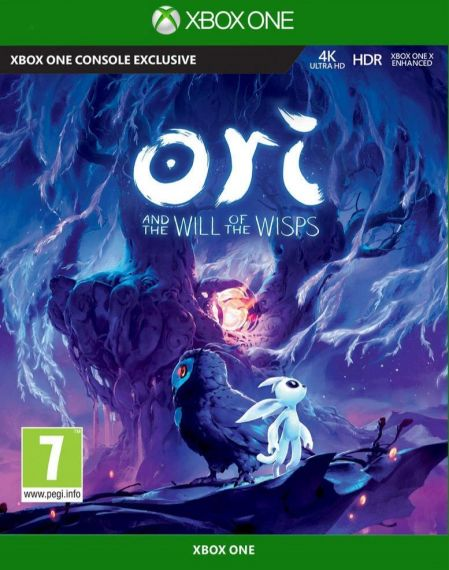 Echanger le jeu Ori and the Will of the Wisps  sur Xbox One