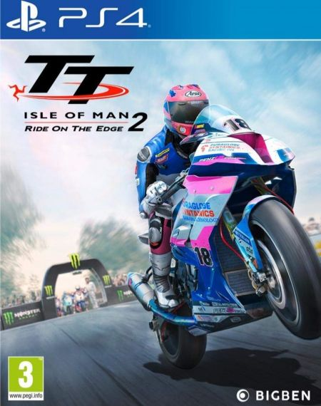Echanger le jeu TT Isle Of Man 2 - Ride on the Edge sur PS4
