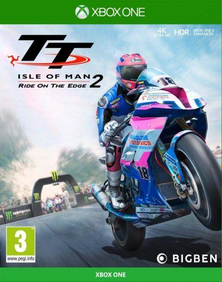 Echanger le jeu TT Isle Of Man 2 - Ride on the Edge sur Xbox One